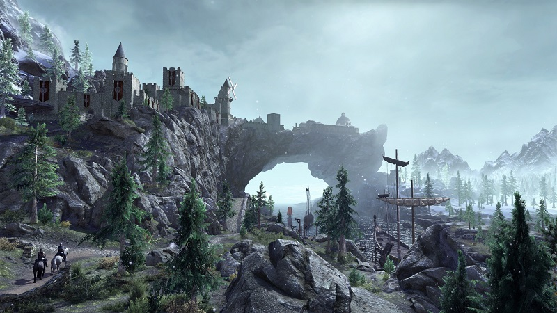 Greymoor Expansion Brings Skyrim to The Elder Scrolls Online