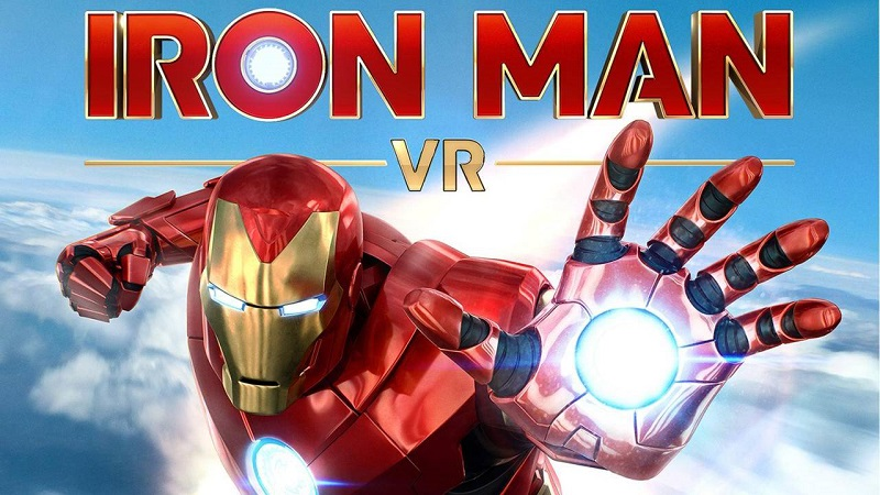 Iron Man VR for PlayStation VR Delayed Until May