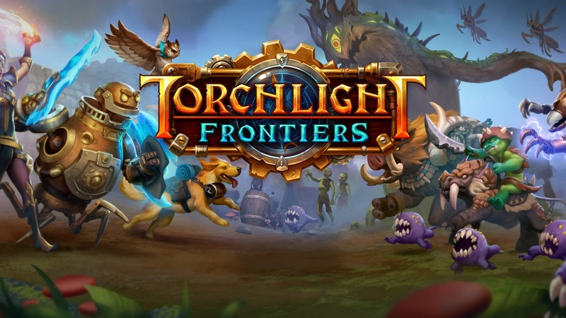 Torchlight Frontiers Officially Changed to Torchlight 3, will Launch on Steam