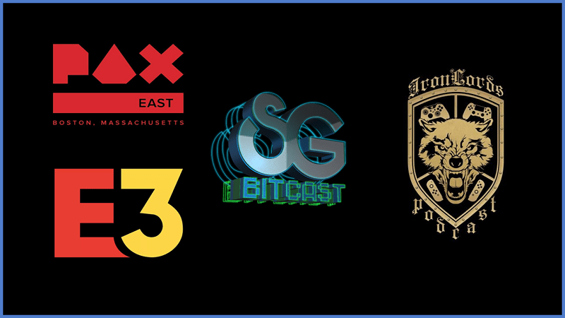 Bitcast 93 : Discussing PAX East and E3 with Cognito from Lords of Gaming