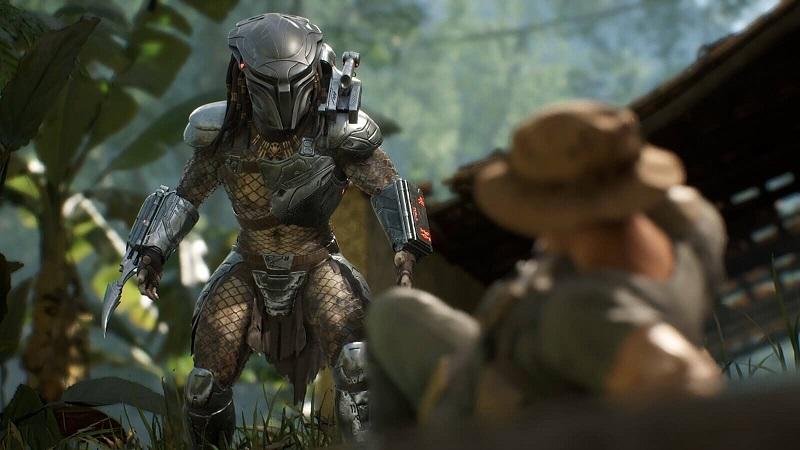 Predator Hunting Grounds : Box Art and Beta Details