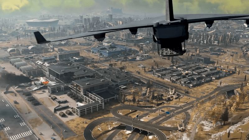 Call of Duty Warzone (Battle Royale) Details and Gameplay Leak