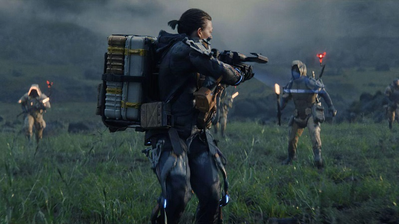 Death Stranding to Launch on Steam and the Epic Games Store in June