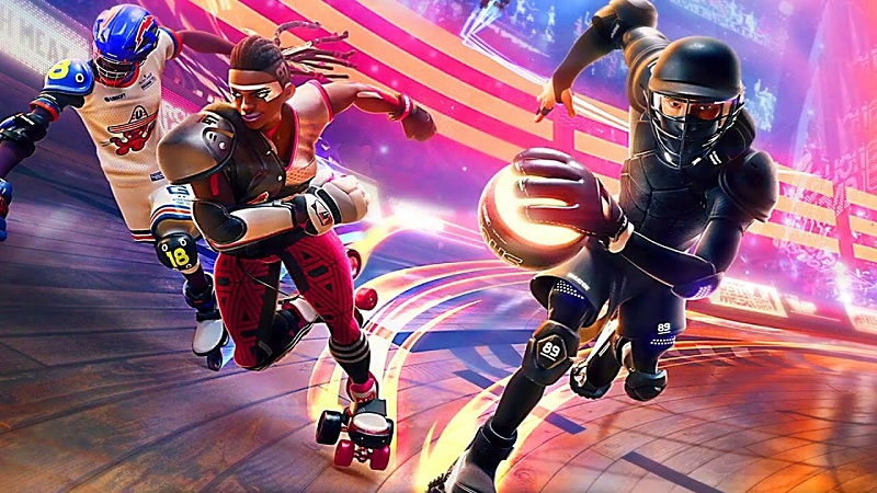 Roller Champions : New Development Video and Upcoming Alpha Details