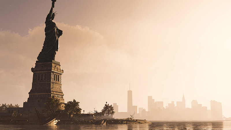 The Division 2 : Warlords of New York Full Details