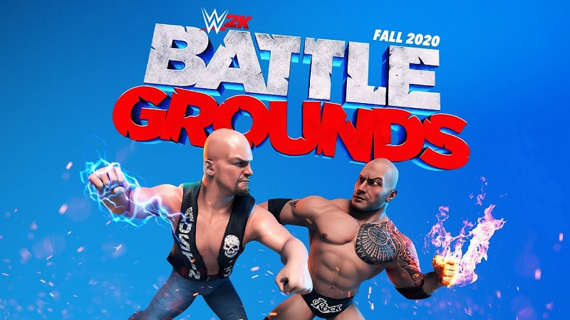 WWE 2K Battlegrounds : Teaser Trailer and Details