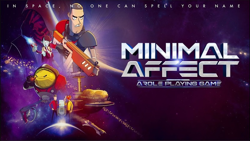 Minimal Affect Trailer : A Mass Effect Parody RPG Coming Next Year