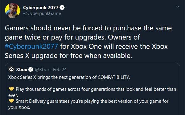 Series X Upgrade
