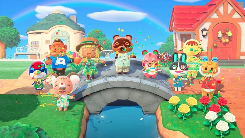 Nintendo's Fiscal Report Highlights Incredible Switch and Animal Crossing Sales