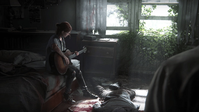The Last of Us 2 : New Story Trailer Paints a Grim Picture