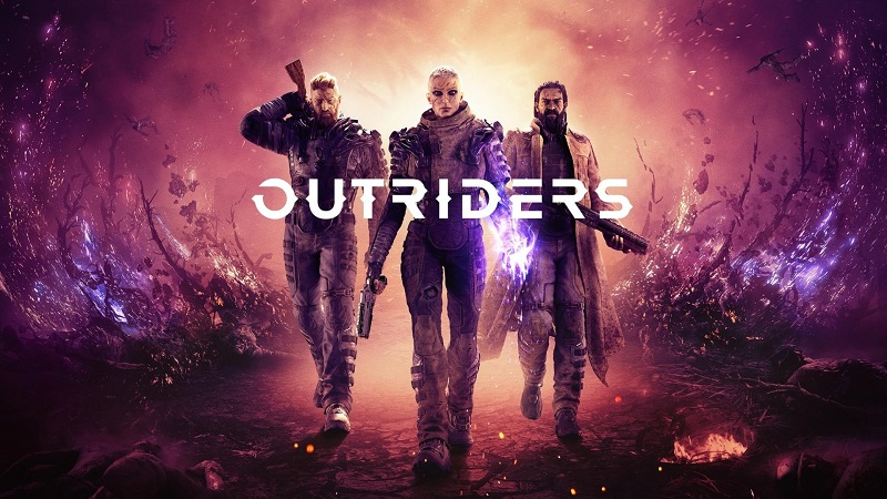 Outriders : New Gameplay Trailer and Upcoming Developer Broadcast