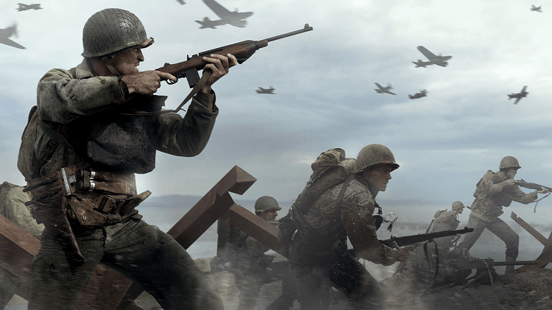 Call of Duty World War II Joins the PlayStation Plus Free Games in June