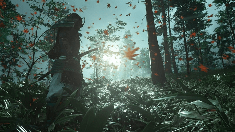 Review : Ghost of Tsushima : A Beautiful Journey
