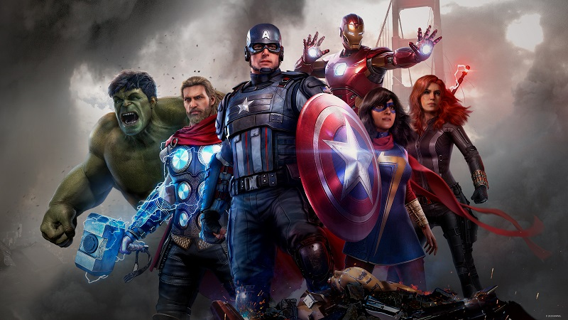 Marvel's Avengers : July's War Table Provides Pre-Order, Post-Launch, and Beta Details