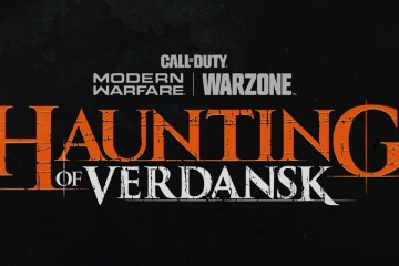 Call of Duty Modern Warfare / Warzone : The Haunting of Verdansk