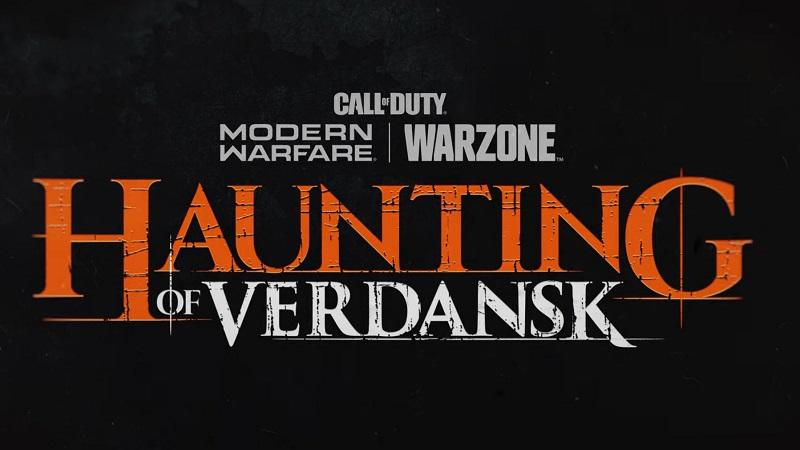 Call of Duty Modern Warfare / Warzone : The Haunting of Verdansk