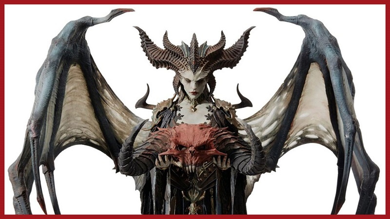 Unboxing : Diablo 4 Lilith Statue from Blizzard Collectibles