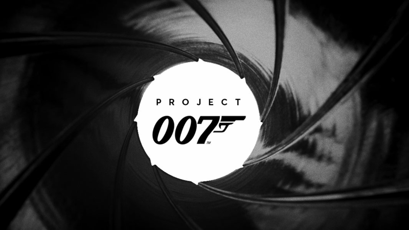 Hitman Developer, IO Interactive, Working on a New James Bond Game
