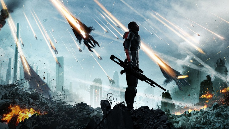 """Mass Effect Trilogy Remastered, the """"Legendary Edition"""", to be Unveiled Tomorrow on N7 Day"""