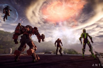 BioWare General Manager and Executive Producer Depart Company