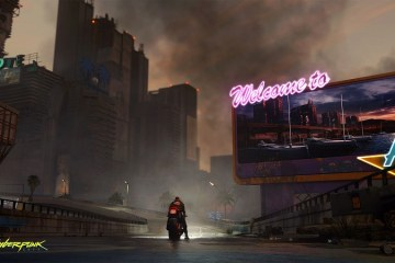 CD Projekt Red Demos Extensive Photo Mode for Cyberpunk 2077