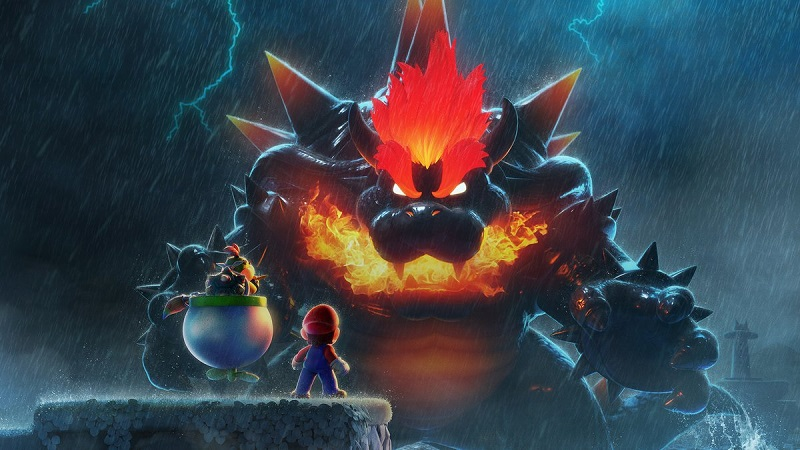 Nintendo Provides Gameplay from Bowser's Fury, Launching in February
