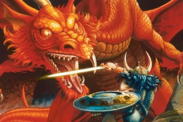 Dungeons, Dragons, and COVID