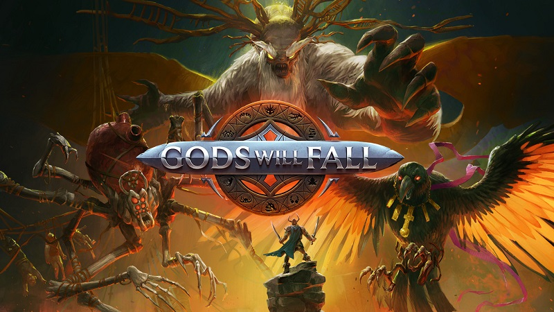Review : Gods Will Fall : Old Gods, New Tricks