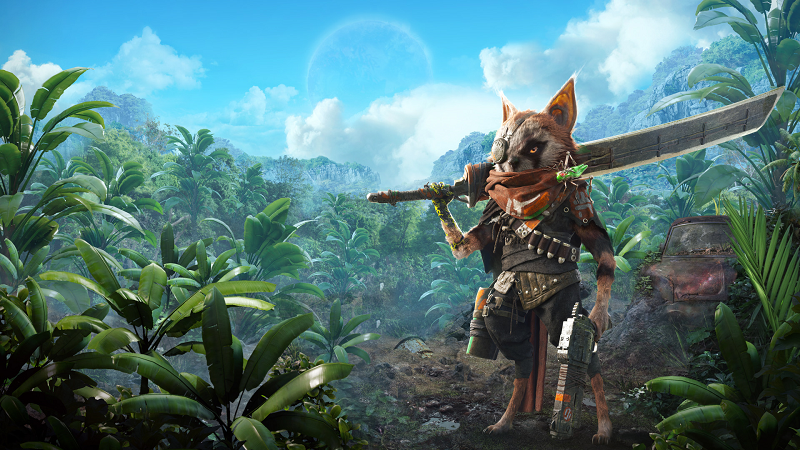 Biomutant Finally Announces Release in May