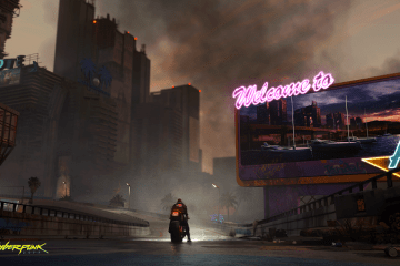 Cyberpunk 2077 Title Update 1.1 is Live : Full Patch Notes