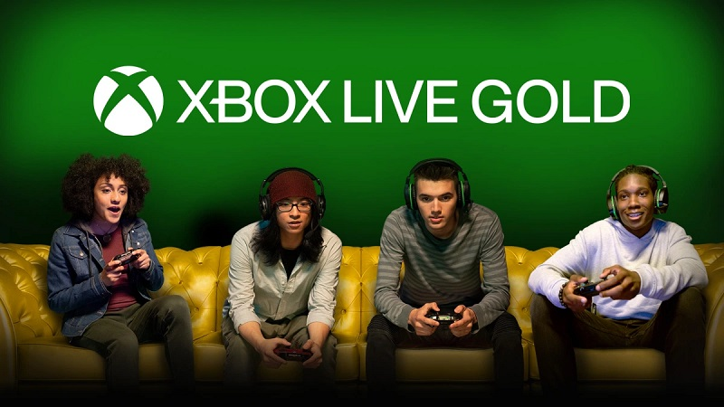 UPDATE : Xbox Reverses Course on Xbox Live Gold Price Increases