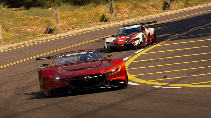 Gran Turismo 7 on the PS5 Delayed to 2022