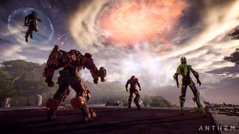 BioWare Pulls the Plug on Anthem