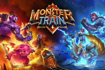 Review : Monster Train : Can You Keep Hell From Freezing Over?