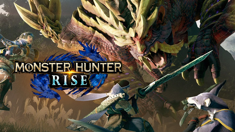Review : Monster Hunter Rise : Rise From Your Glaive