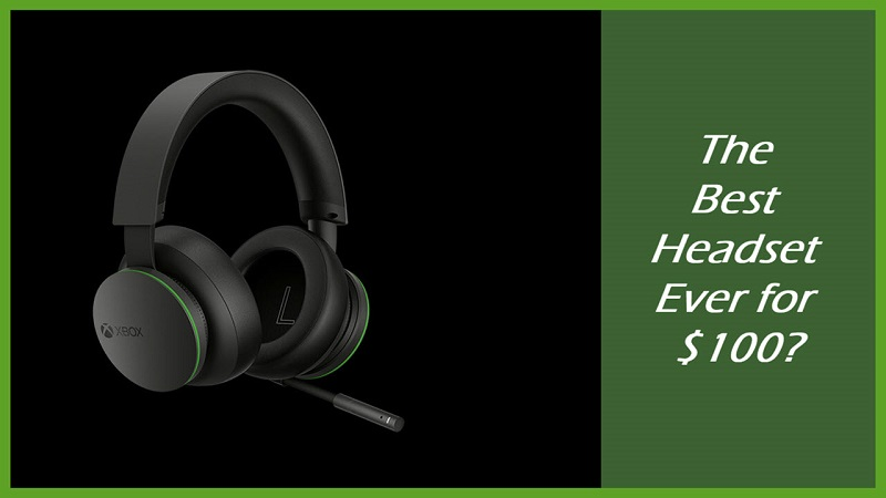 Review : Official Xbox Wireless Headset