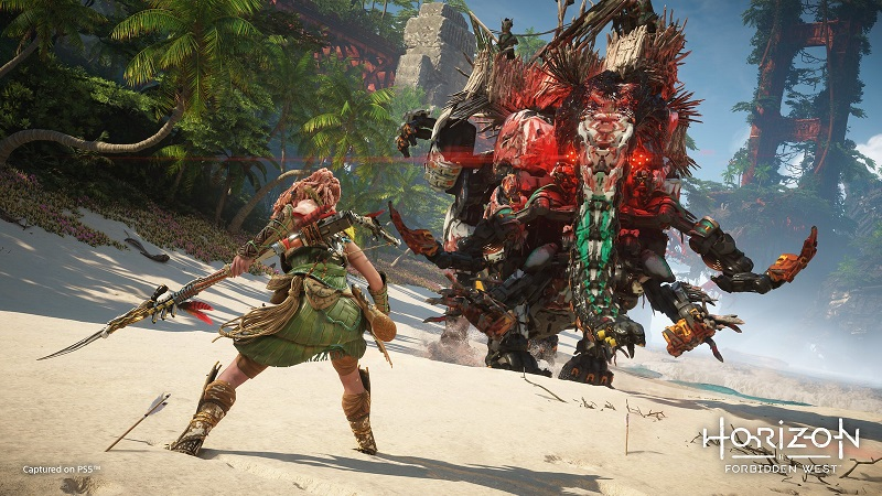 Horizon Forbidden West : All the Details of the PlayStation Blockbuster
