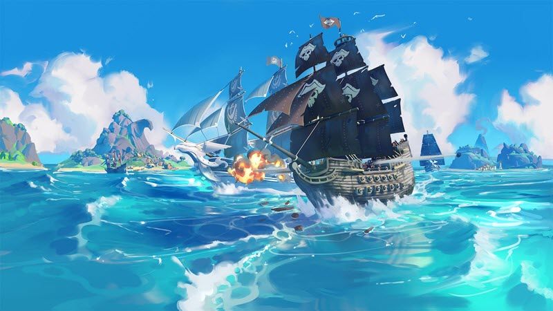 Review : King Of Seas : So You Want To Be A Pirate