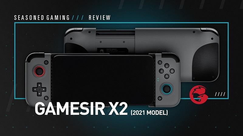 Review : Gamesir X2 Bluetooth Controller (2021 Model)