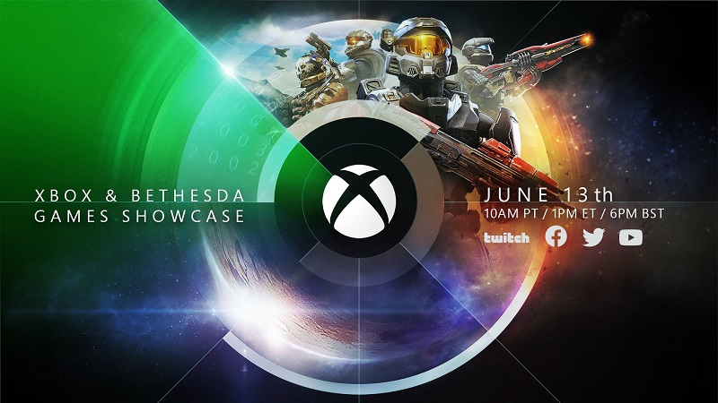 Xbox and Bethesda Showcase : Full Recap and Summary