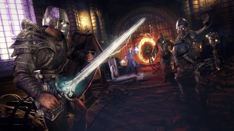Dying Light : Techland Adds Free Story Mode to Hellraid Expansion