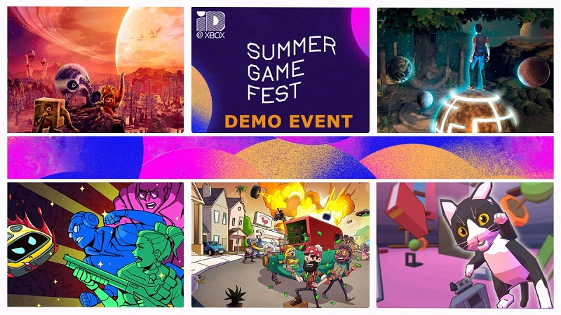 ID@Xbox Summer Game Fest : Play 40 Demos of Upcoming Titles