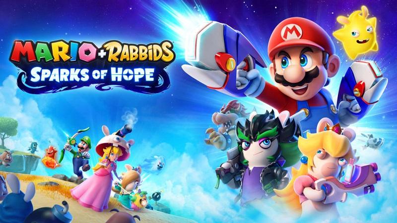 Nintendo Debuts Mario + Rabbids Sequel : Sparks of Hope