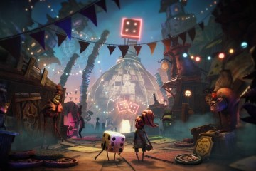 Lost in Random is a Dark but Charming Action-Adventure Title