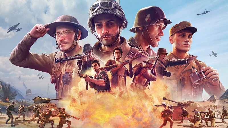 Sega and Relic Entertainment Announce Company of Heroes 3