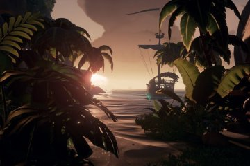 Sea of Thieves : Life on the Seas for First-Time Pirates