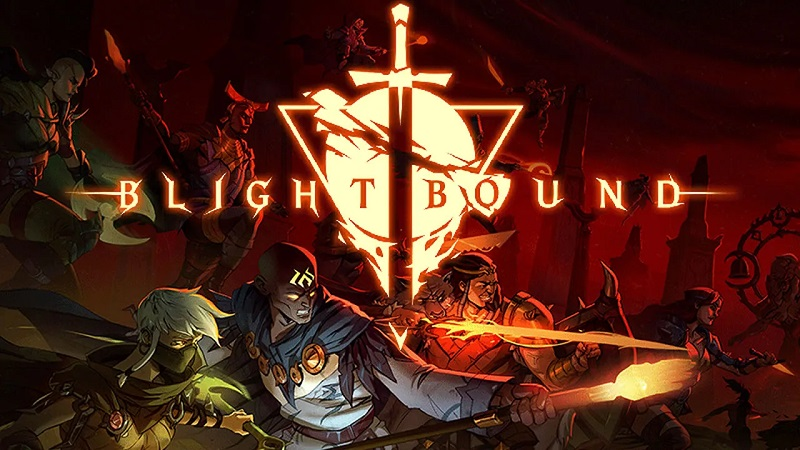 Review : Blightbound : Dungeon Crawling
