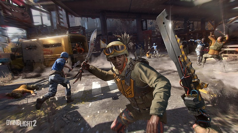 Dying Light 2 : What's Changing with Weapon Durability and Rarity