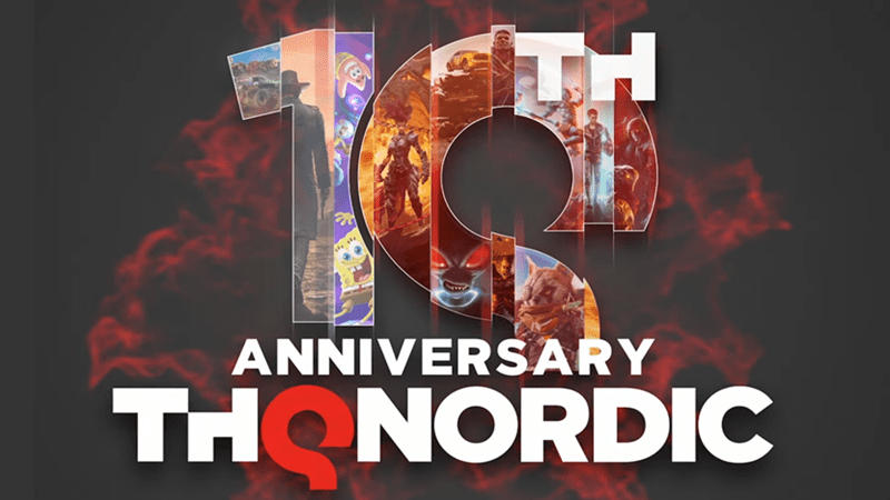 THQ Nordic Announces Showcase Hosted by Geoff Keighley