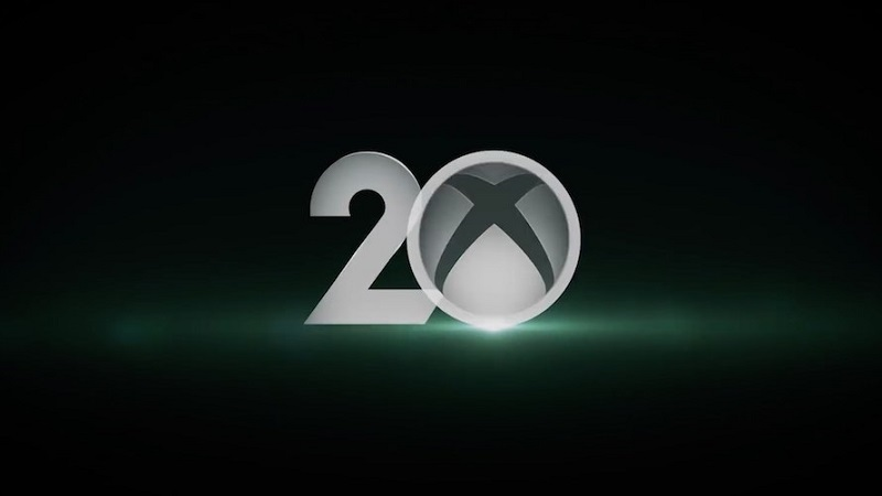 Xbox Announces 20 Year Celebration Event for November 15th
